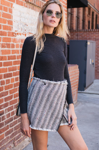 Spencer Tweed Skirt
