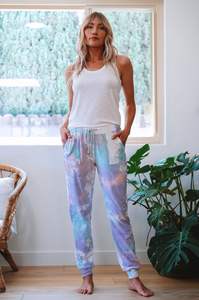 Oceanic Dyed Joggers