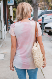 Cielo Cloud Wash Tee
