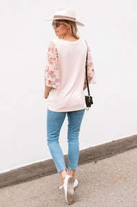 Luna Lace Top