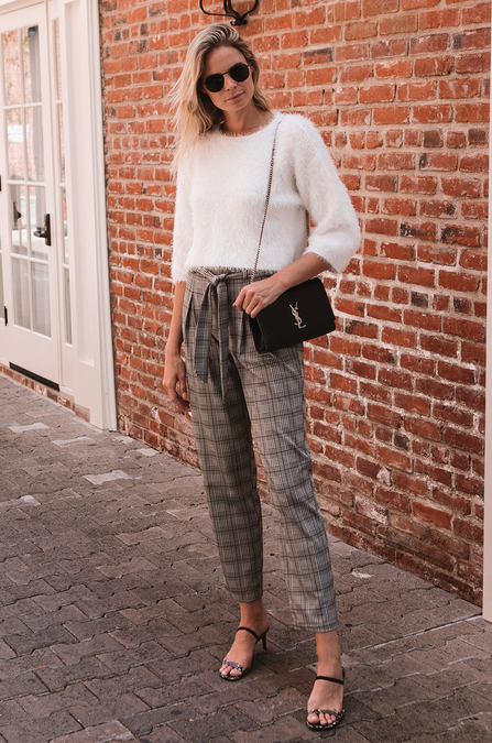 Zahra Trousers - Amaryllis Land