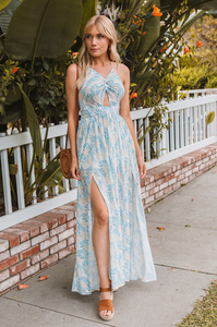 Los Cabos Maxi Dress - Amaryllis Land