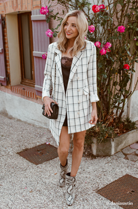 Tessa Blazer Dress