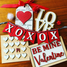 Load image into Gallery viewer, Valentine's Day DIY Kit