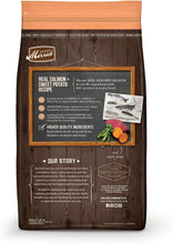 Load image into Gallery viewer, Merrick Grain Free Real Salmon & Sweet Potato Recipe Dry Dog Food
