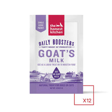 Load image into Gallery viewer, The Honest Kitchen Daily Boosters Probiotic Goat's Milk Liquid Treat for Dogs and Cats