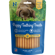 Load image into Gallery viewer, N-Bone Puppy Teething Treats Chicken Flavor Dog Treats