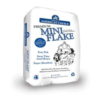 Mini Flake Bale (3.0 cubic feet)