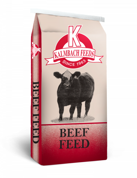 Kalmbach 13% Opti-Gain Beef Finisher (50 lb)