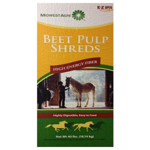 Plain Beet Pulp Shreds (40 lb)