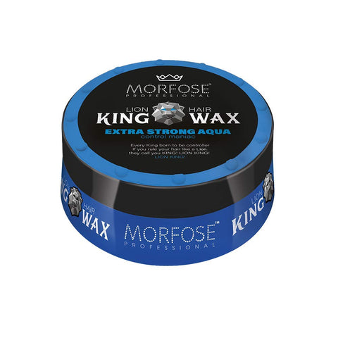 Morfose Kingwax Extra Strong Aqua 175ml