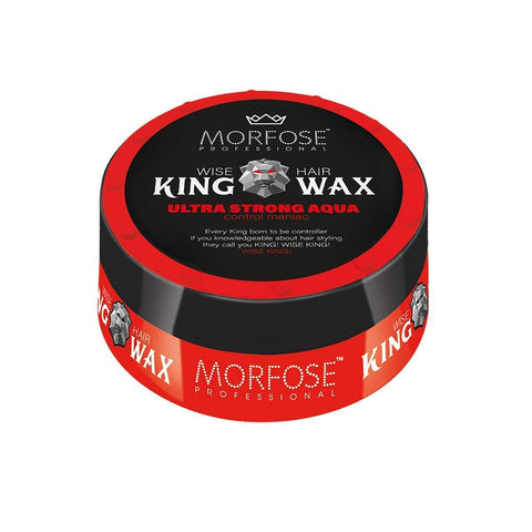 Morfose Kingwax Ultra Strong Aqua 175ml