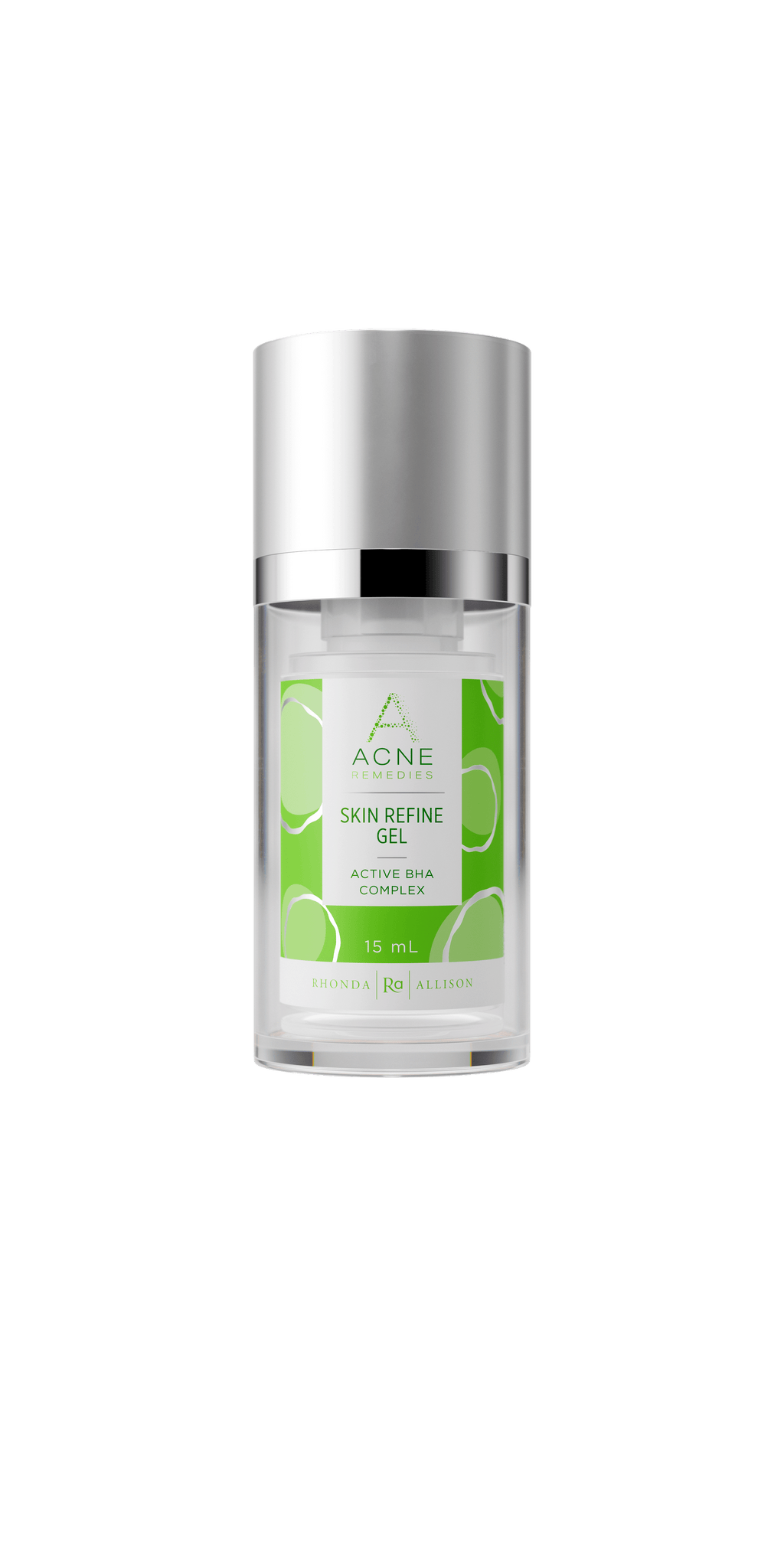 Skin Refine Gel in a bottle