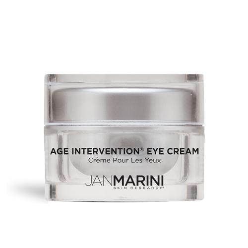 Age Intervention Eye Cream in a jar by Jan Marini