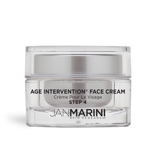 Age Intervention Face Cream Jar by Jan Marini