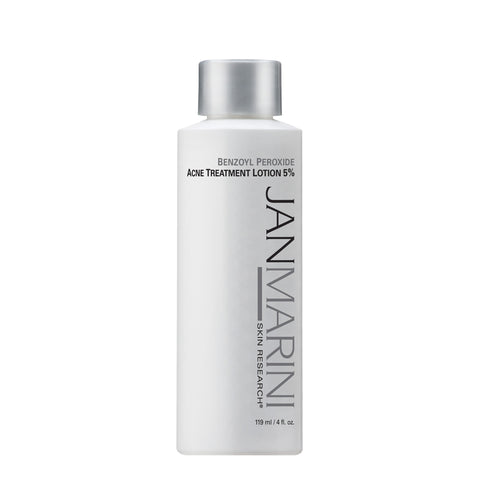 Benzoyl Peroxide Lotion 5% and 10% by Jan Marini