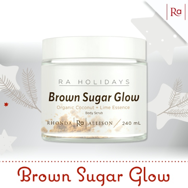 Brown Sugar Sugar Scrub - Limited Edition