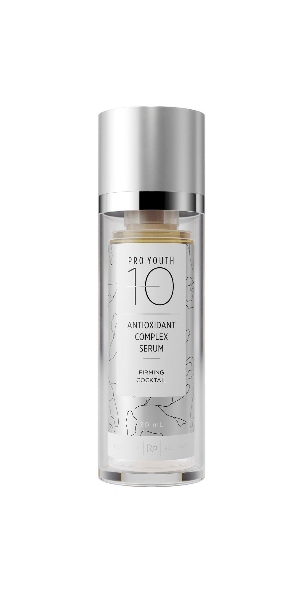 Antioxidant Complex Serum in a bottle