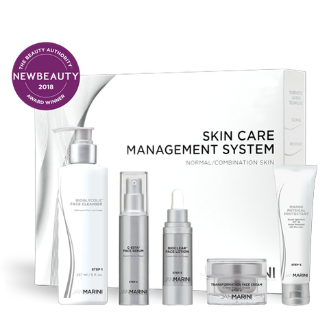 Skin Care Management System (Standard Size)
