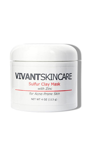 Sulfer Clay Mask