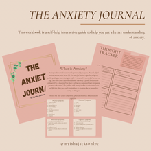 Load image into Gallery viewer, The Anxiety Journal