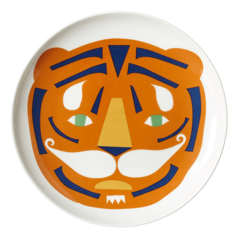 Donna Wilson Tiger Plate