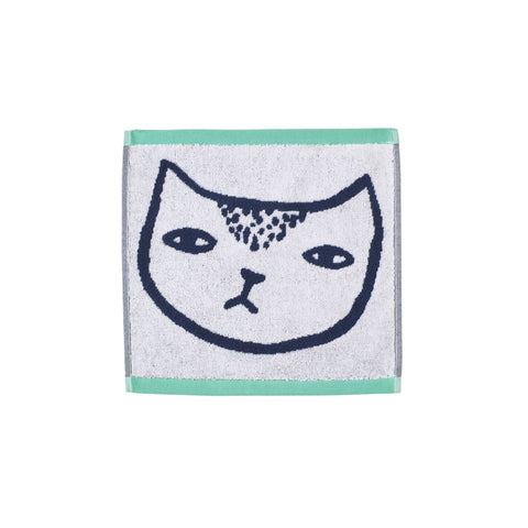 Donna Wilson Cat Facecloth