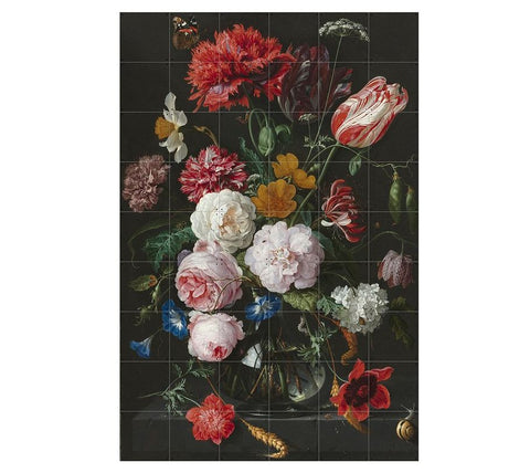 IXXI - Still Life With Flowers Wall Art