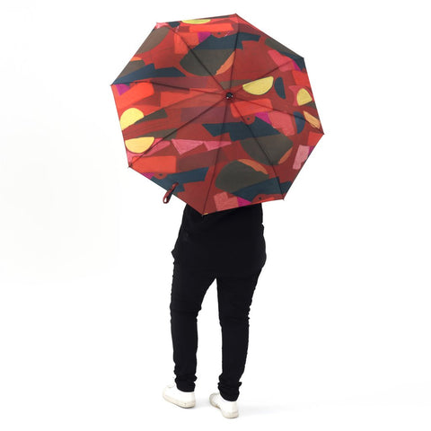 Frances Hodgkins Textile Design Umbrella