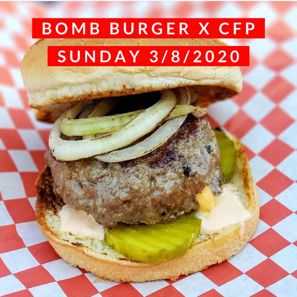 Bomb Burger CFP Collab