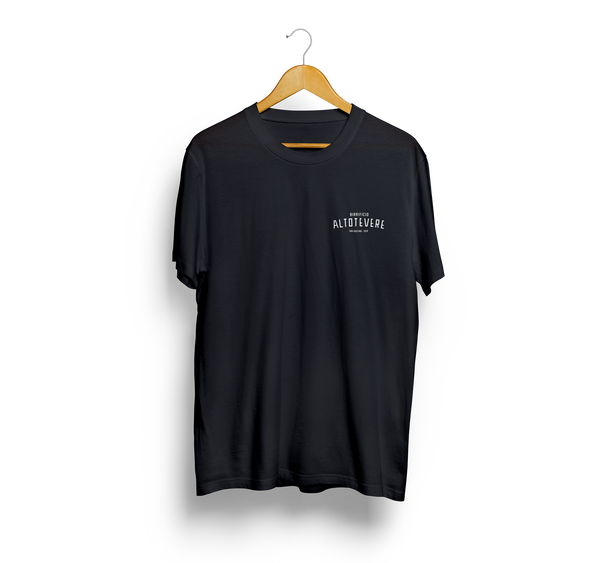 T-shirt Altotevere NAMI (Nera)