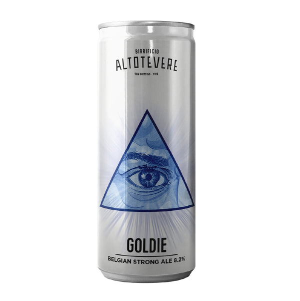 Goldie (Belgian Strong Ale)