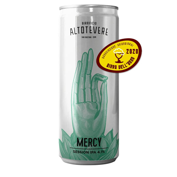 Mercy (Session IPA)