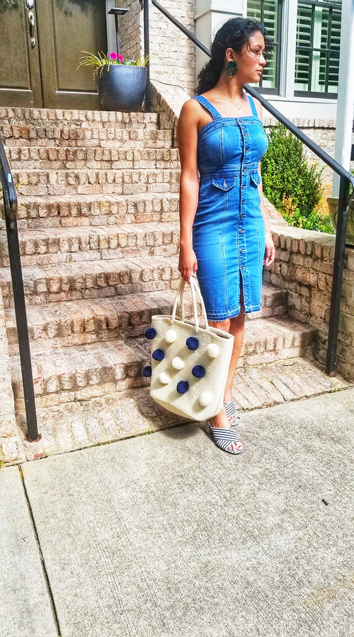 Dali Denim Day Dress