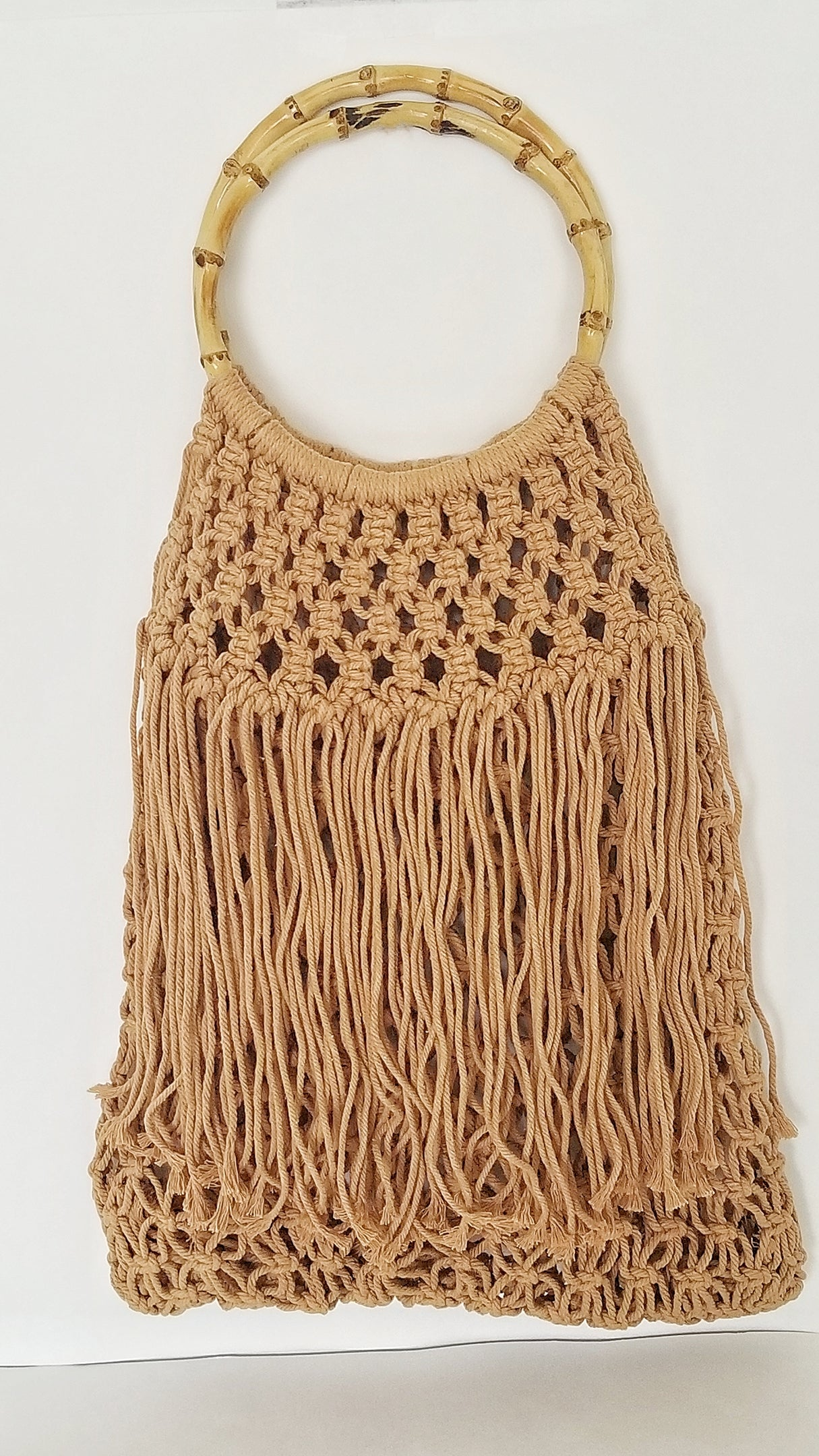 Willow Woven Tote