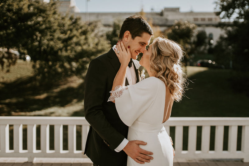 Austin, TX Courthouse Elopement