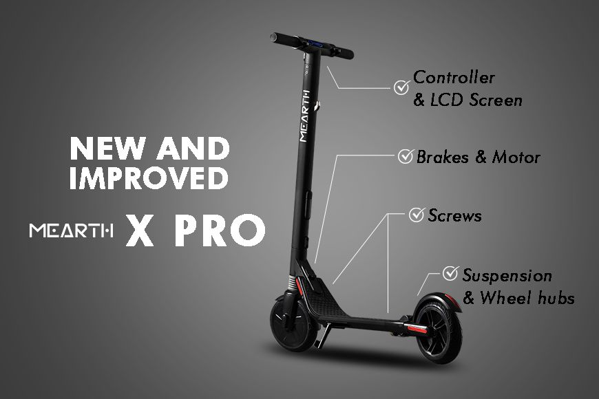 Welcome the New and Improved Mearth X Pro