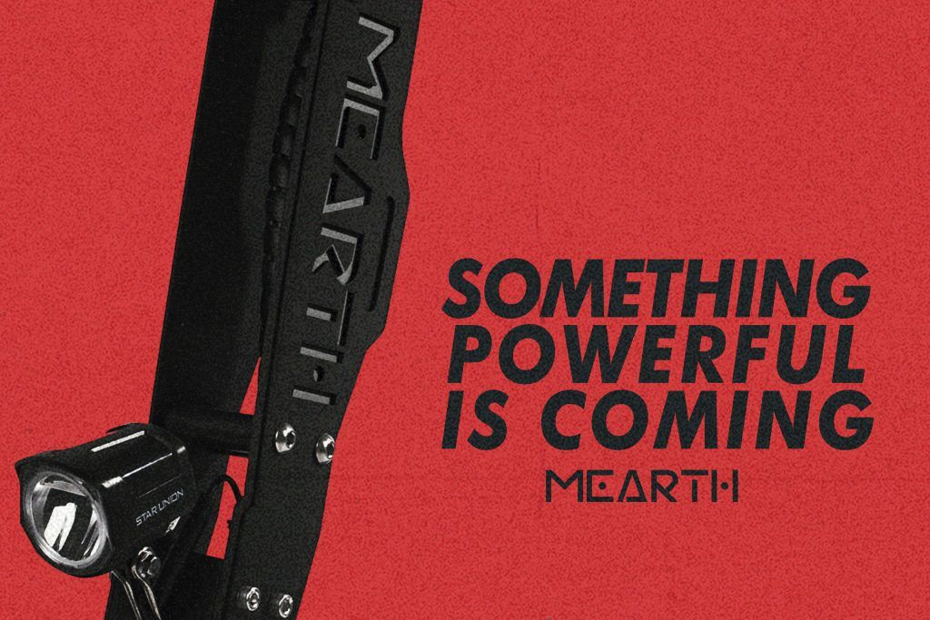 Mearth to Release New Robust Electric Scooters for Everyday and Off-road Travel