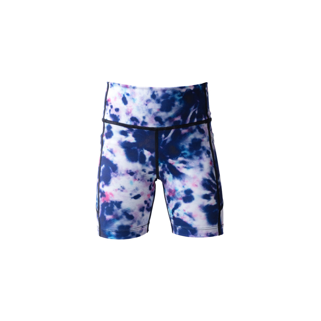 Girls Bike Shorts- Hippy Hooray