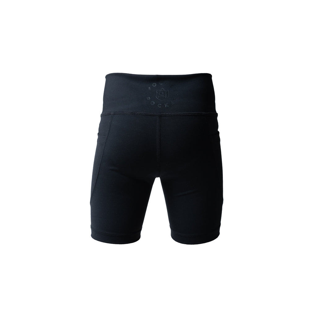 Girls Bike Shorts- Midnight