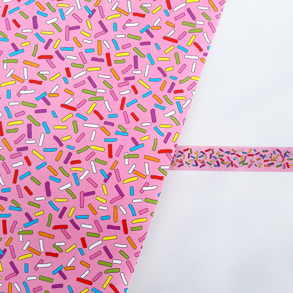 Sprinkle Wrapping Paper Sheets