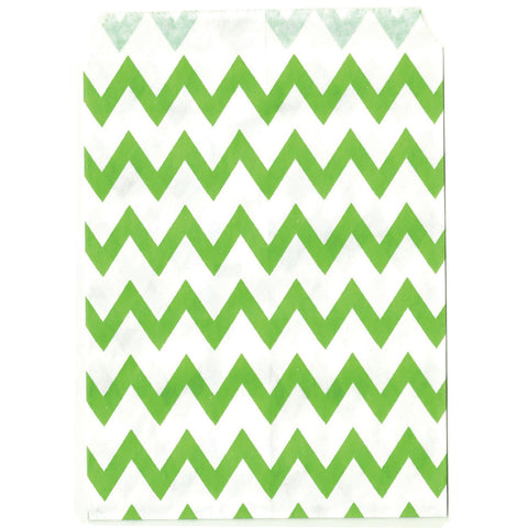 Green chevron baggies.