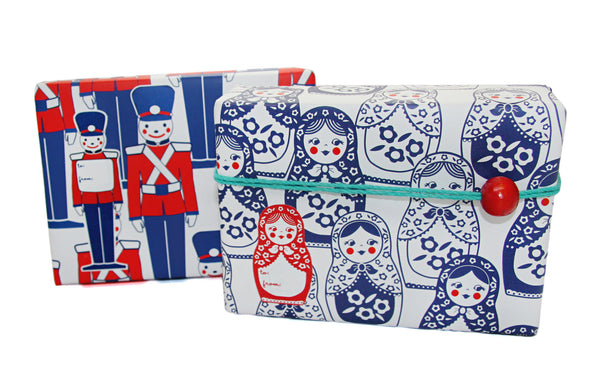 Toy Soldier Gift Wrap Sheets