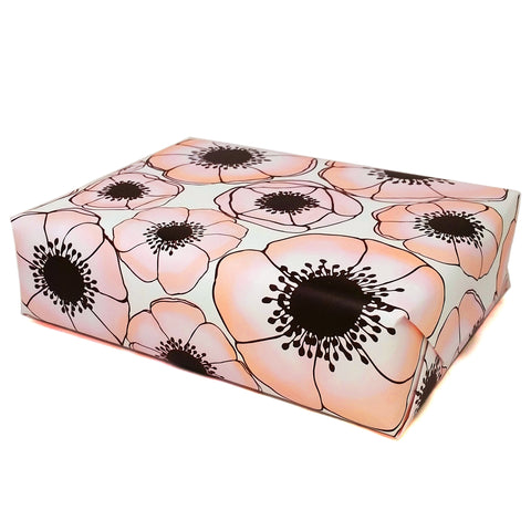 Anemone Gift Wrap Sheets