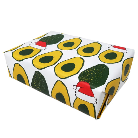 Avocadhohoho Gift Wrapping Sheets