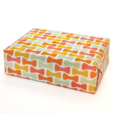 Tutti Frutti Bow Wrapping Sheets