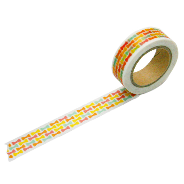 Tutti Frutti Bow Washi Tape