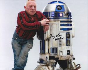 Jimmy Vee 10x8 signed in Black - Image A