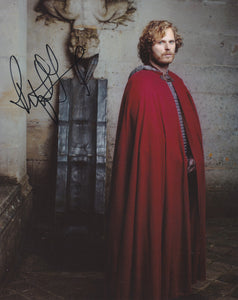 Rupert Young 10x8 signed in Black