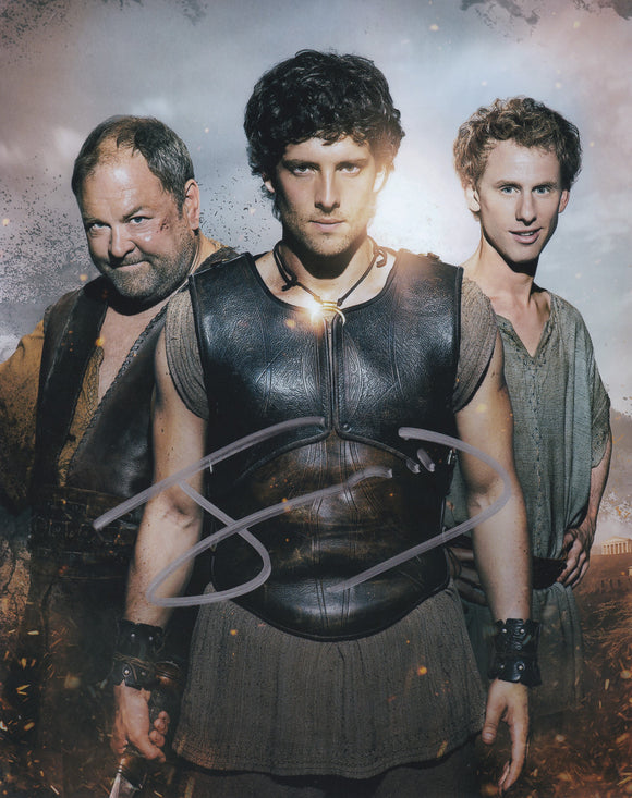 Jack Donnelly 10x8 signed in Silver